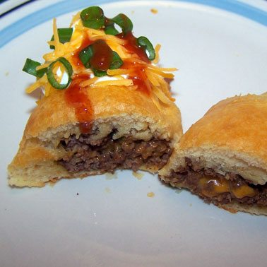 Stuffed Mexican Rolls Recipe