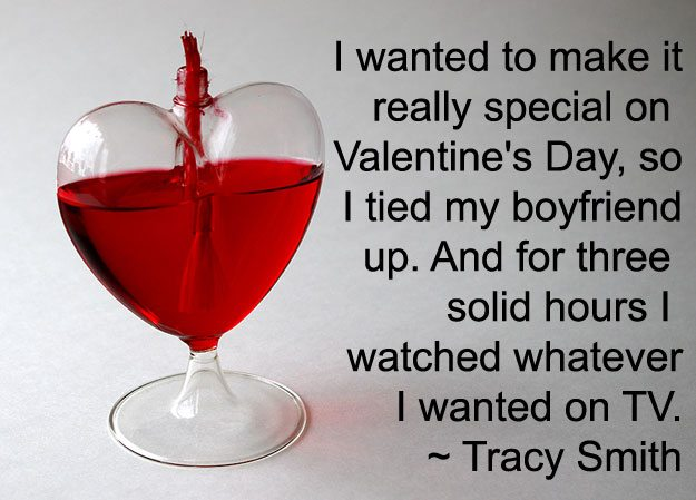 Funny Valentine's Day Quotes That Will Make You Chuckle