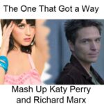 "Katy Perry and Richard Marx ""The One That Got Away"" Mash-up"