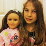 Honey and Her My Twinn (Back From the Doll Hopsital)