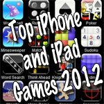 My Six All Time Favorite iPhone and iPad Apps/Games
