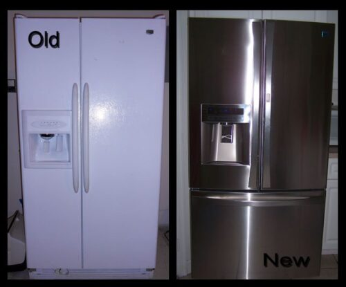 My New GrabNGo Kenmore Refrigerator A Thing of Beauty