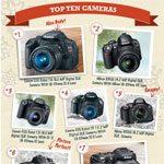 Top 10 Cameras in 2012