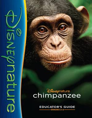 Disneynature's CHIMPANZEE Downloadable Activity Sheets