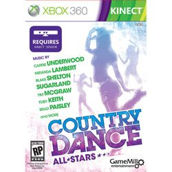 Country Dance All Star Kinect Review