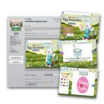Free Easter Egg Decorator iPad App : Donates to Make-A-Wish Foundation