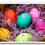 How To Get Easter Eggs Bright and Vibrant When Dyeing