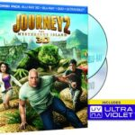 Journey 2: The Mysterious Island Blu-ray Combo Pack Giveaway : (Ends 6/16)