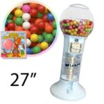 Spiral Gumball Machine Giveaway ARV $150 : (Ends 6/20)
