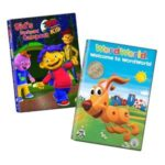 Sid the Science Kid and Word World DVD Gift Pack Giveaway : (Ends 6/1)
