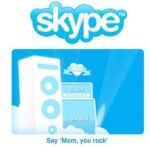 "Skype Ambassador and ""Mom You Rock"" Campaign for Charity"
