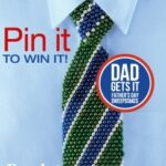 Brookstone Dad Gets It Pin it To Win it Giveaway