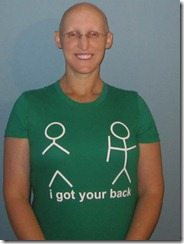 i got your back t shirt