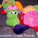 "Aurora Crinkle Friends ""Brights"" Giveaway : (Ends 7/7)"