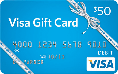 Mission Visa GC Giveaway