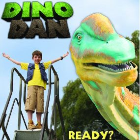 Win a Trip Toronto and Dino Dan Walk On Appearance : (Ends 7/8)