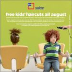 Get Your FREE Back to School Haircut from JCPenney Salon's!