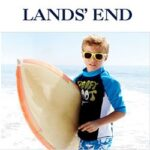 Lands' End Swimwear for Kids – Rash Guard UPF 50 Review
