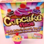 The Race is On : The Cupcake Race That is