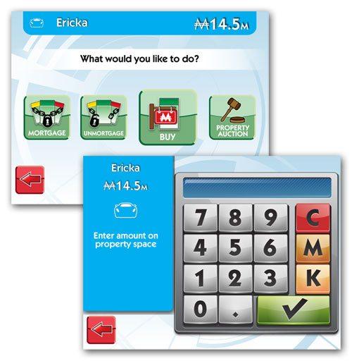 monopoly zapped screenshot
