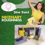 "What ""She Said"" Necessary Night-In Giveaway ARV $267 : (Ends 9/6)"