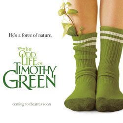 The Odd Life of Timothy Green Opens Today!