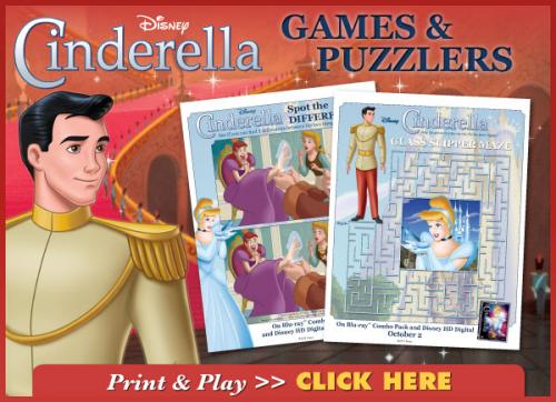 Cinderella Games