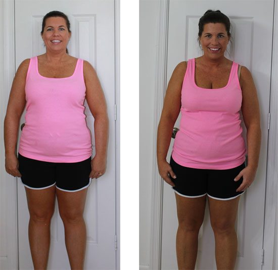 Before and After Photos Ultimate Reset Beach Body