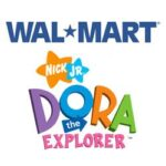Dora Gymnastics Doll and Ribbon Detailing Opportunity at Walmart