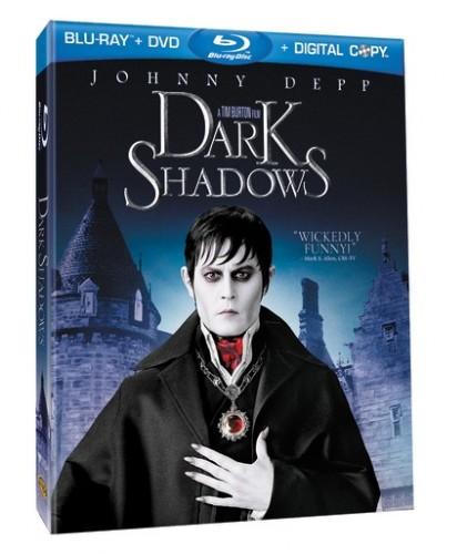 dark shadows dvd