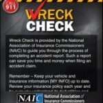 NAIC WreckCheck App $50 Gas Card Giveaway : (Ends 9/23)