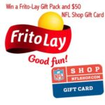 Ultimate TailGate Frito-Lay Gift Pack Giveaway