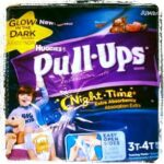 PULL-UPS® Night*Time Glow in the Dark Coupon and Chance to Win