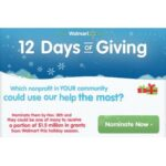 12 Days of Giving Nominate a Local Nonprofit In Your Area