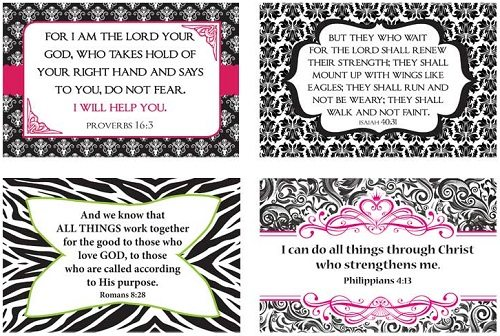 ScriptureArt Vinyl Wall Art