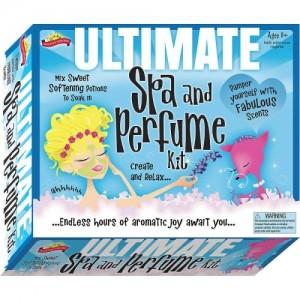 Ultimate Spa and Perfume Kit