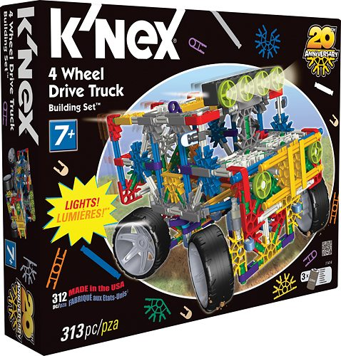 Knext 4 Wheel Drive Truck