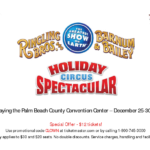 The Circus is Coming to Town : Ringling Bros. and Barnum & Bailey®
