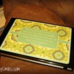 ScriptureArt Vinyl Wall Art | Review & Giveaway (1/2)