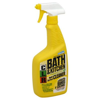Clr Bath Kitchen Cleaner Does It All