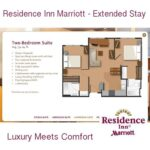 Savvy Travlers Stay at Residence Inn Marriott