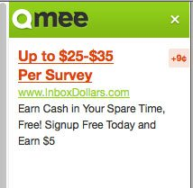 earn money qmee