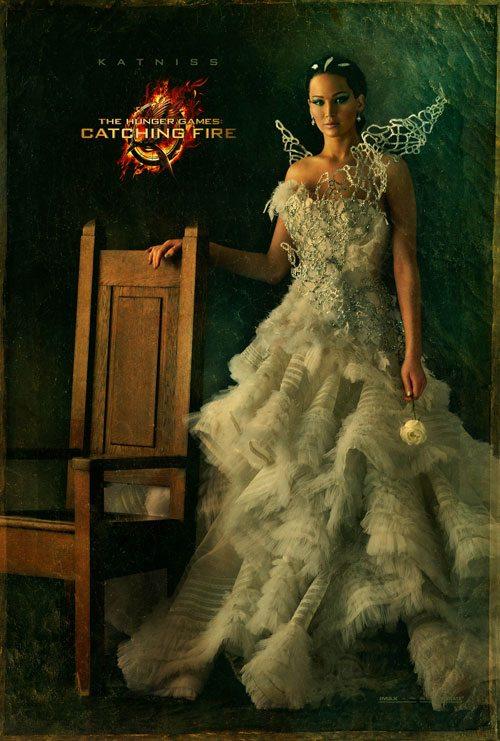 Hunger Games Catching Fire Catniss