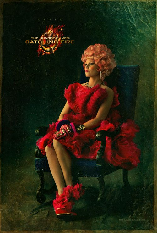 Hunger Games Catching Fire Effie