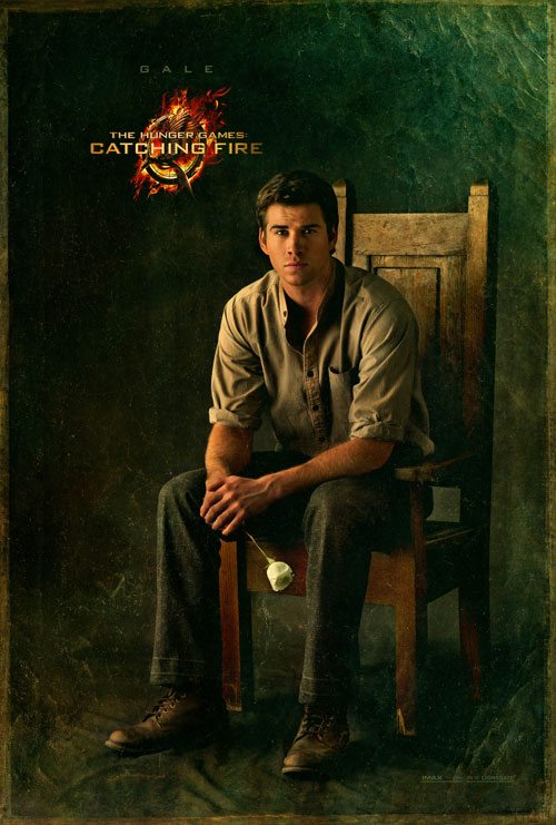 Hunger Games Catching Fire Gale