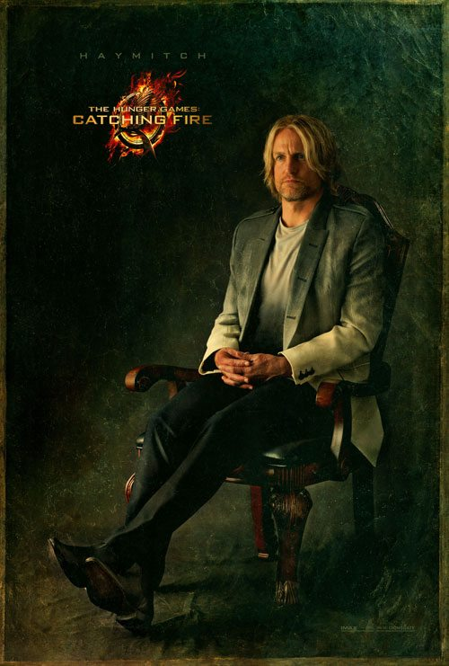Hunger Games Catching Fire Haymitch