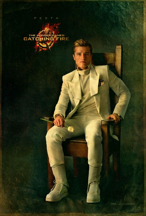 Hunger Games Catching Fire Peeta
