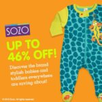 Sozo Sale at Totsy Up to 46% OFF