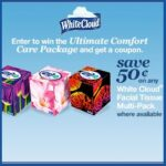 Win a White Cloud Ultimate Comfort Prize Pack