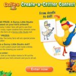 Cuties Create-A-Critter Contest : Hurry Ends April 5th